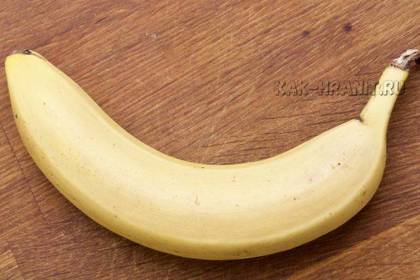 Как портится банан - день 2