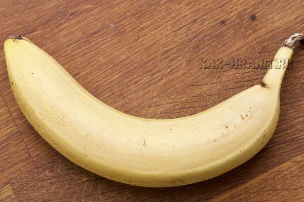 Как портится банан - день 3