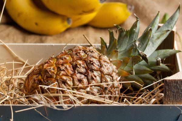 Как хранить ананас правильно