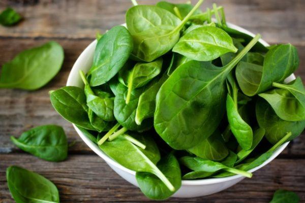 hranit spinat