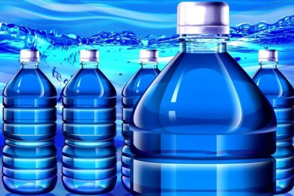 hranit vodu