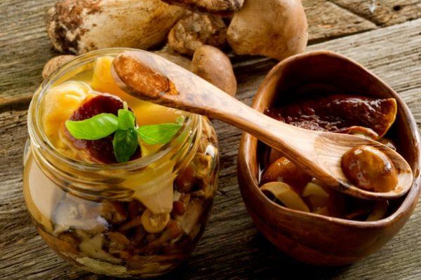 грибы можно при повышенном холестерине