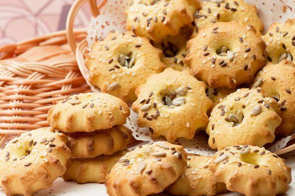 Как хранить печенье