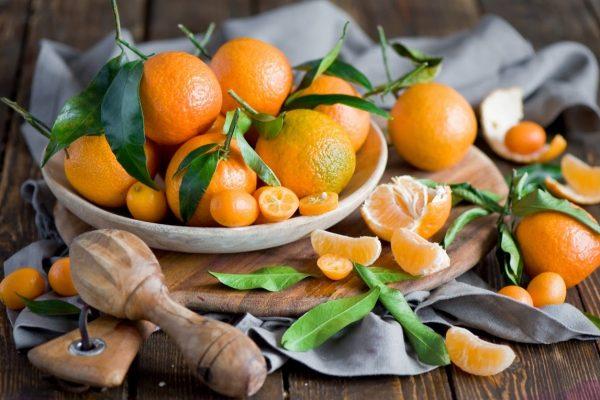 hranit mandarini