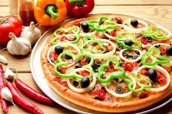 как хранить пиццу